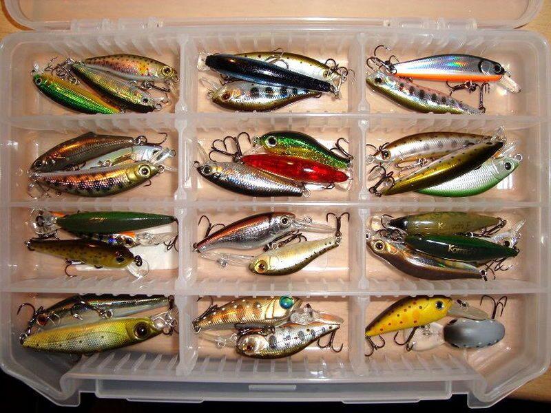 воблеры и блесна для рыбалки