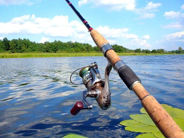 озеро сандал рыбалка