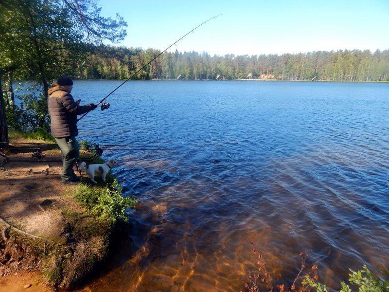 вся рыбалка по новой риге