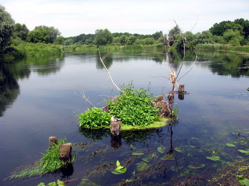озра для рыбалки