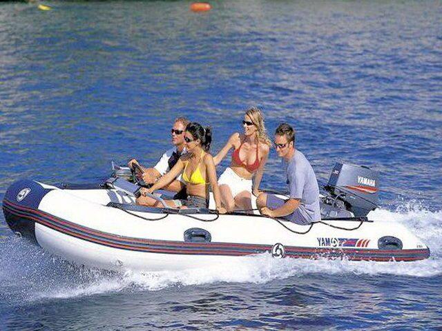 магазины лодок и моторов в питере