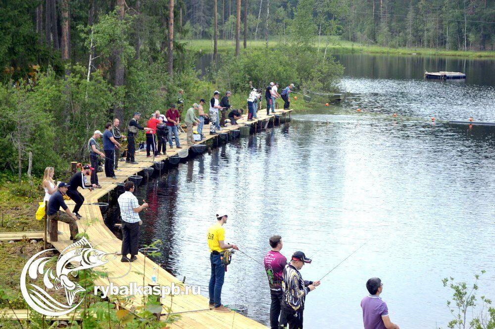 клуб рыбацкие места