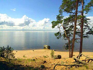 Ладожское озеро рыбалка